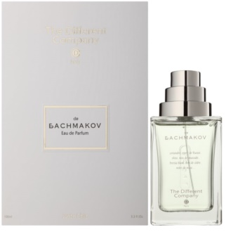 The Different Company De Bachmakov parfémovaná voda unisex 100 ml plnitelná