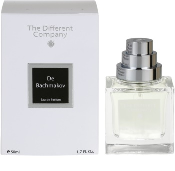 The Different Company De Bachmakov eau de parfum unissexo 50 ml