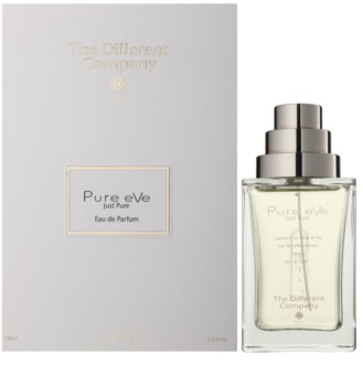 The Different Company Pure eVe eau de parfum ricaricabile da donna 100 ml