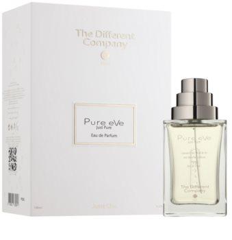 The Different Company Pure eVe Eau de Parfum für Damen 100 ml Nachfüllbar