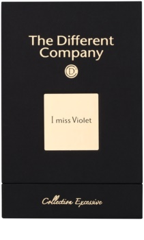 The Different Company I Miss Violet eau de parfum mixte 50 ml