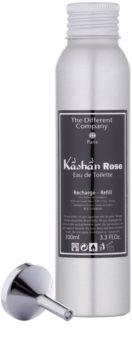 The Different Company L'Esprit Cologne Kâshân Rose Eau de Toilette para mulheres 100 ml recarga