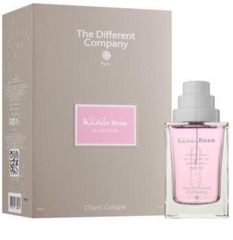 The Different Company L'Esprit Cologne Kâshân Rose toaletná voda pre ženy 100 ml plniteľná