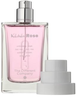 The Different Company L'Esprit Cologne Kâshân Rose toaletna voda za ženske 100 ml polnilna