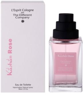 The Different Company L'Esprit Cologne Kâshân Rose toaletná voda pre ženy