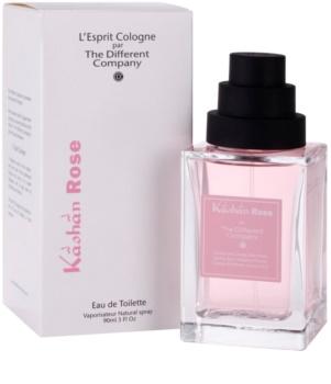 The Different Company L'Esprit Cologne Kâshân Rose toaletná voda pre ženy 90 ml