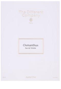 The Different Company Osmanthus toaletná voda pre ženy 100 ml plniteľná