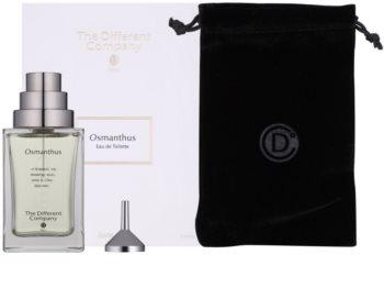The Different Company Osmanthus Eau de Toillete για γυναίκες 100 μλ επαναπληρώσιμο