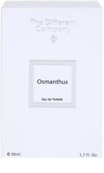 The Different Company Osmanthus eau de toilette per donna 50 ml