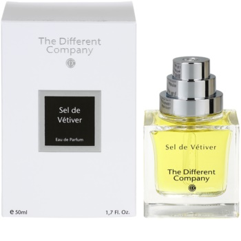 The Different Company Sel de Vetiver eau de parfum unisex 50 ml