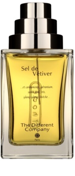 The Different Company Sel de Vetiver woda perfumowana tester unisex 100 ml napełnialny