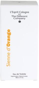 The Different Company Sienne d´Orange toaletní voda unisex 90 ml