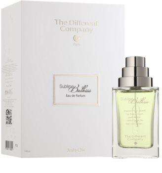 The Different Company Sublime Balkiss Eau de Parfum for Women 100 ml Refillable