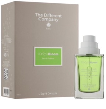 The Different Company Tokyo Bloom eau de toilette unisex 100 ml ricaricabile