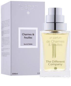 The Different Company Un Parfum De Charmes & Feuilles toaletní voda unisex 90 ml