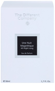 The Different Company Une Nuit Magnetique woda perfumowana unisex 50 ml