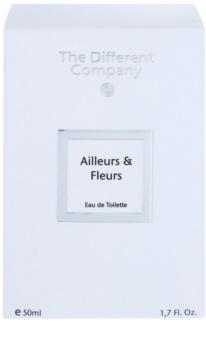 The Different Company Un Parfum d´Ailleurs et Fleurs eau de toilette nőknek 50 ml