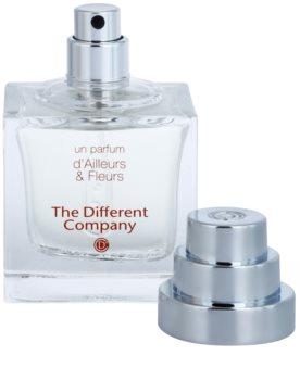 The Different Company Un Parfum d´Ailleurs et Fleurs woda toaletowa dla kobiet 50 ml