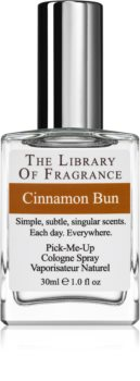 demeter fragrance library cinnamon bun