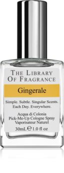 demeter fragrance library gingerale