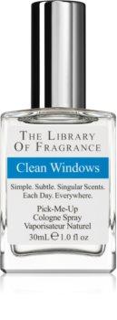 demeter fragrance library clean windows
