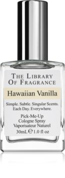 demeter fragrance library hawaiian vanilla
