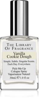 demeter fragrance library vanilla cookie dough