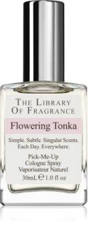 demeter fragrance library flowering tonka