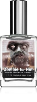 demeter fragrance library zombie for him