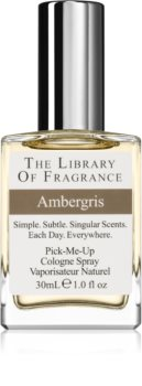 demeter fragrance library ambergris
