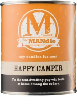 The MANdle Happy Camper bougie parfumée 425 g