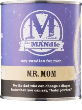 The MANdle Mr. Mom świeczka zapachowa  425 g