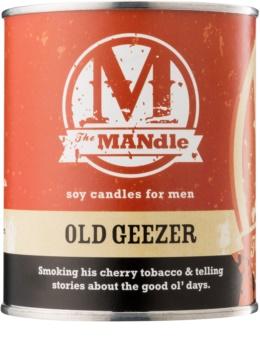The MANdle Old Geezer Geurkaars 425 gr