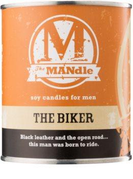 The MANdle The Biker bougie parfumée 425 g