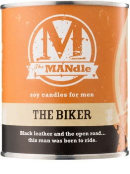 The MANdle The Biker Scented Candle 425 g