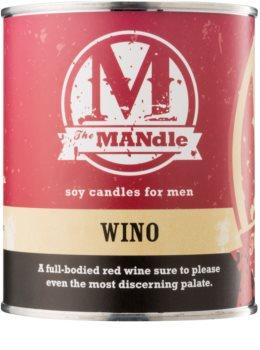 The MANdle Wino świeczka zapachowa  425 g