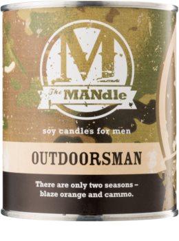 The MANdle Outdoorsman vonná svíčka 425 g