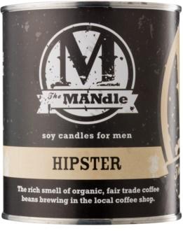 The MANdle Hipster candela profumata 425 g
