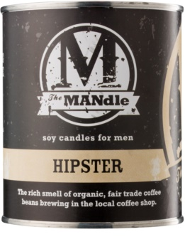 The MANdle Hipster Geurkaars 425 gr