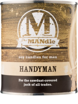 The MANdle Handyman lumânare parfumată  425 g