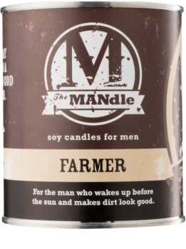 The MANdle Farmer Scented Candle 425 g