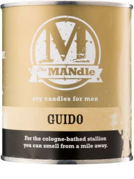The MANdle Guido Duftkerze  425 g