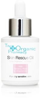 The Organic Pharmacy Skin regenerační S.O.S. olej pro suchou až citlivou pleť