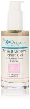 The Organic Pharmacy Skin gel teinté pour peaux déshydratées à tendance coupérosique