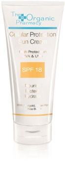 The Organic Pharmacy Sun crema pentru bronzat SPF 18
