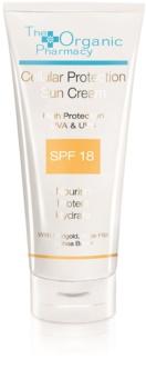 The Organic Pharmacy Sun crème solaire SPF 18