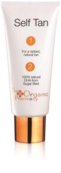 The Organic Pharmacy Sun samoopalovací krém na tělo a obličej