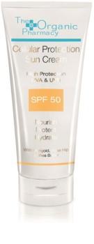 The Organic Pharmacy Sun crema pentru bronzat SPF 50