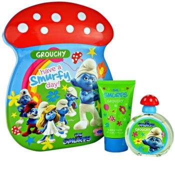 The Smurfs Grouchy zestaw upominkowy I.