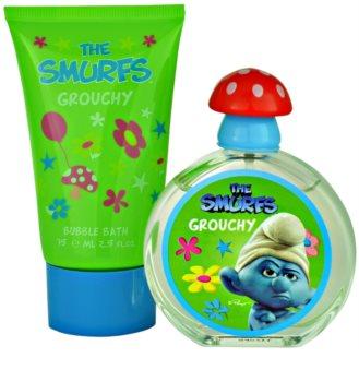 The Smurfs Grouchy darčeková sada I.
